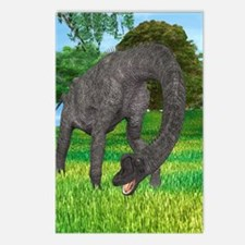 Dinosaur Brachiosaurus Postcards (Package of 8)