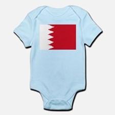 Bahrain in 8 bit Body Suit