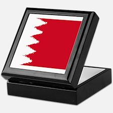 Bahrain in 8 bit Keepsake Box