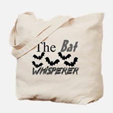 Bat Whisperer Tote Bag