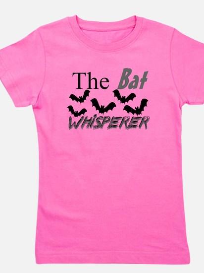Bat Whisperer Girl's Tee