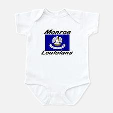 Monroe Louisiana Infant Bodysuit
