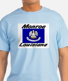 Monroe Louisiana T-Shirt