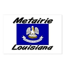 Metairie Louisiana Postcards (Package of 8)