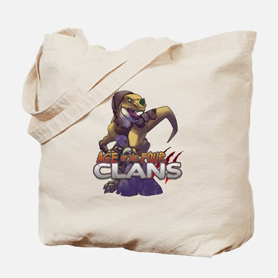 Age of the Four Clans RAPTOR Tote Bag