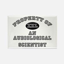 Property of an Audiological Scientist Rectangle Ma