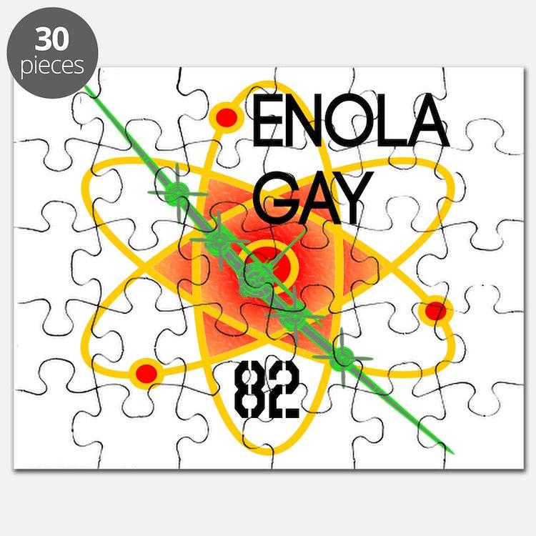 Enola Gay 82 Puzzle