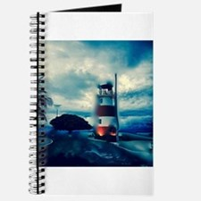 Lighthouse in Costa Rica Journal