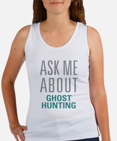 Ghost Hunting Tank Top