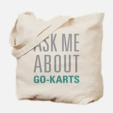 Go-Karts Tote Bag