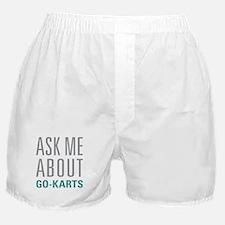 Go-Karts Boxer Shorts