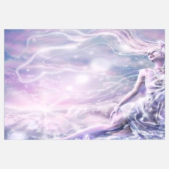 Sparkling Dream Queen Wall Art