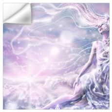 Sparkling Dream Queen Wall Art Wall Decal