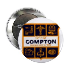 "COMPTON 2.25"" Button (100 pack)"