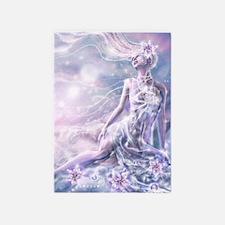 Sparkling Dream Queen 5'x7'Area Rug