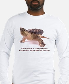snappingturtle.jpg Long Sleeve T-Shirt