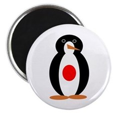 Penguin of Japan Magnets