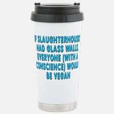 If slaughterhouses - Travel Mug