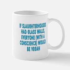 If slaughterhouses - Mug