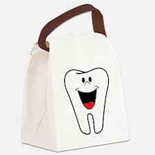 Cute Dental Canvas Lunch Bag