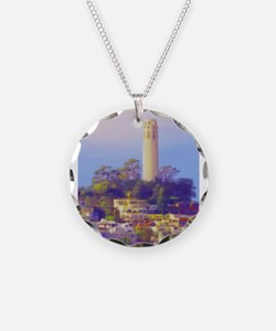 Coit Tower Necklace