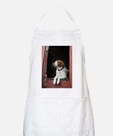 Waiting For The Hunt BBQ Apron