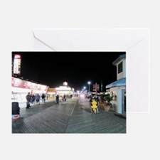 Unique Seaside heights Greeting Card