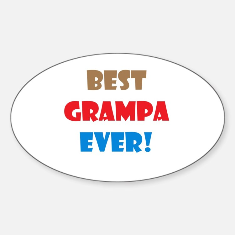 Cute Grampa Decal