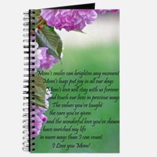 Mothers Day Poem Journal