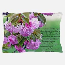 Mothers Day Poem Pillow Case