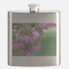 Mothers Day Poem Flask