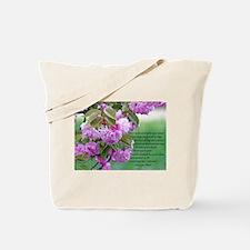 Mothers Day Poem Tote Bag