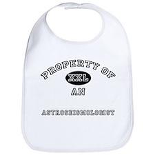 Property of an Astroseismologist Bib