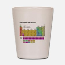 Unique Chemical engineer Shot Glass