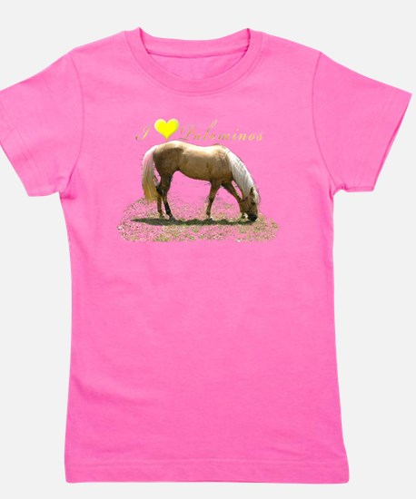 Unique Horses Girl's Tee