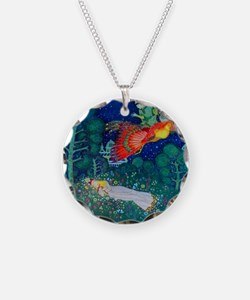 Russian Fairy Tale - The Fir Necklace