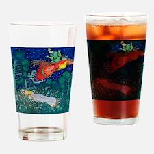 Russian Fairy Tale - The Firebird b Drinking Glass