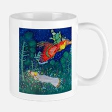 Russian Fairy Tale - The Firebird by Ed Mug