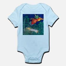 Russian Fairy Tale - The Firebird Infant Bodysuit