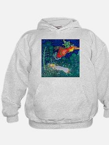Russian Fairy Tale - The Firebird by E Hoodie