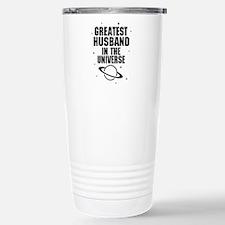 Greatest Husband In The Universe Travel Mug