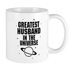 Greatest Husband In The Universe Mugs