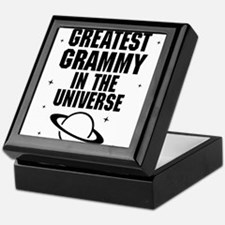 Greatest Grammy In The Universe Keepsake Box