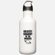 Greatest Grammy In The Universe Water Bottle