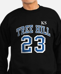 Funny One tree hill peyton Sweatshirt (dark)