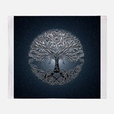 Tree of Life Nova Throw Blanket