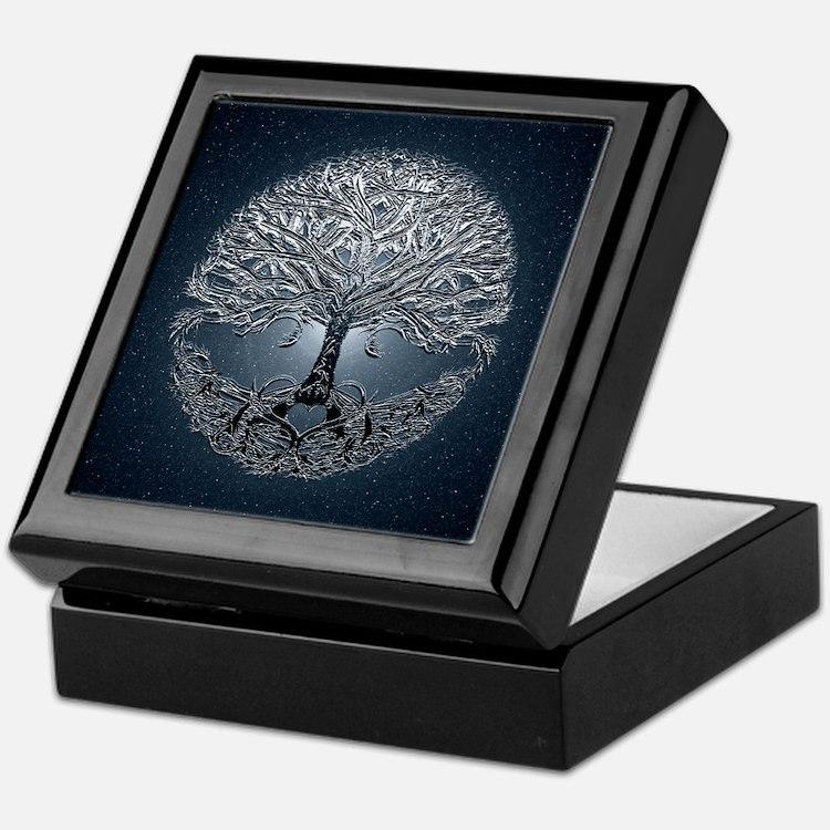 Tree of Life Nova Keepsake Box