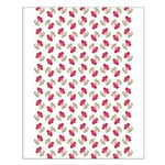 Cherries Pattern Small Poster