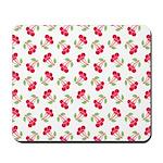 Cherries Pattern Mousepad