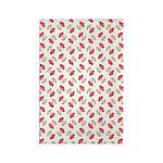 Cherries Pattern Rectangle Magnet